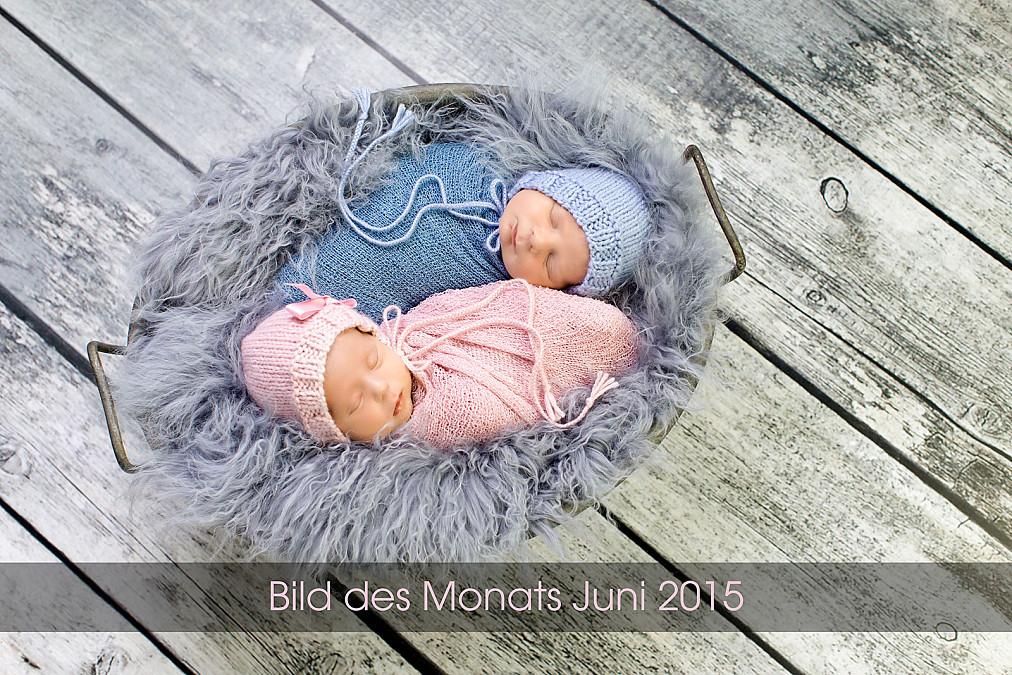 Babyfotos Zwillinge München