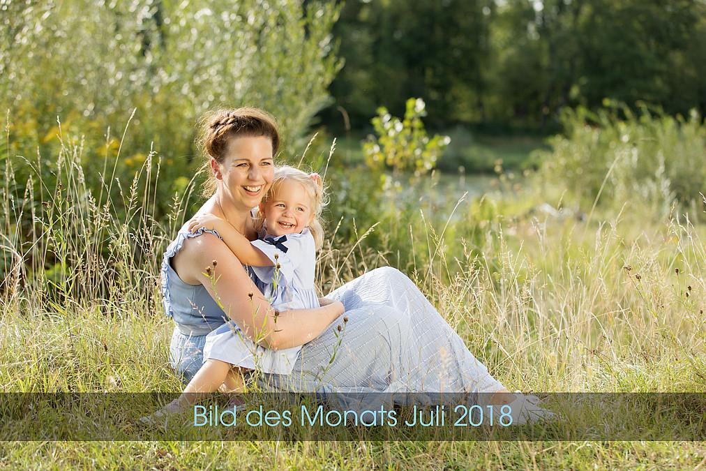 Mutter-Kind-Fotos am Flaucher