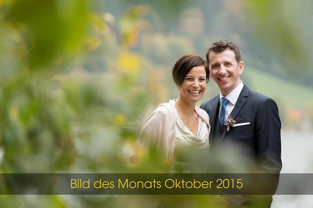 Hochzeitsfotos am Schliersee in Bayern
