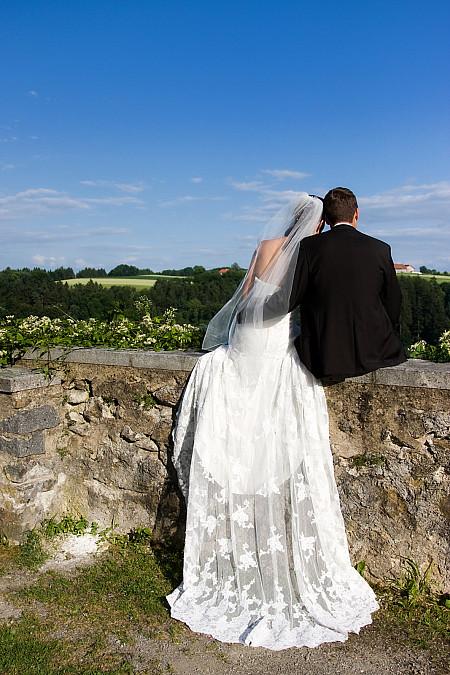 Hochzeit in Schloß Neuburg Donau