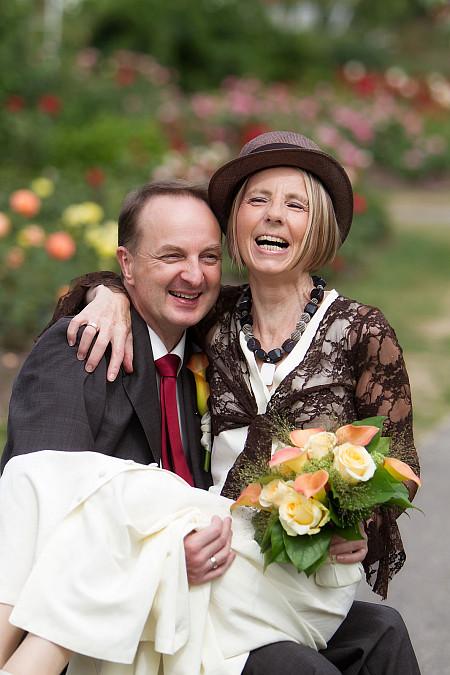 Hochzeitsfotos Westpark