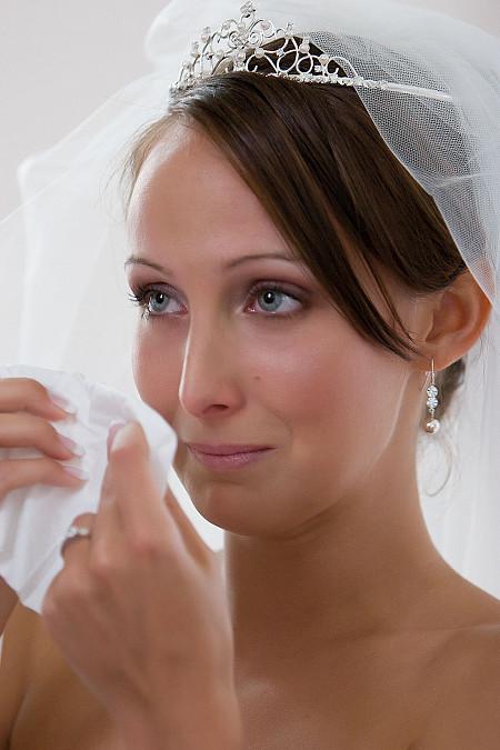 gerührte Braut Glonn
